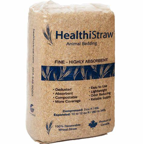 HealthiStraw Animal Bedding