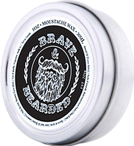 Cire à moustache Brave Soul Brave & Bearded 30 ml