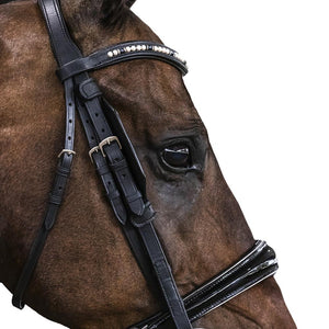 Blinkers - Havana - Flexible Fit Equestrian LLC