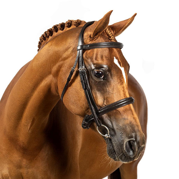 HAVANA PREMIUM JUMPER BRIDLE - $194.80-$339.75 - Flexible Fit Equestrian LLC