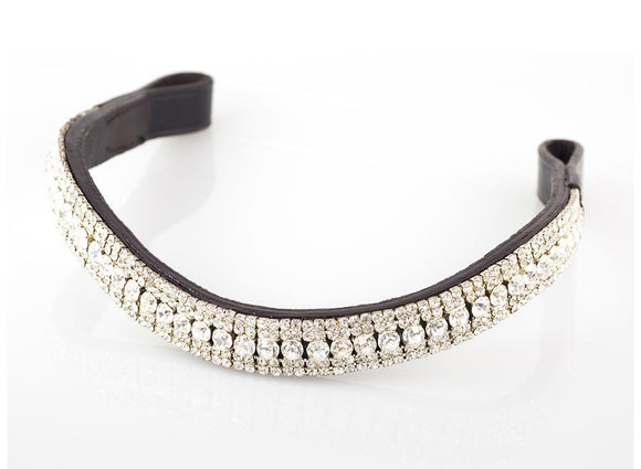 PRINCESS WAVE - HAVANA BROWBAND
