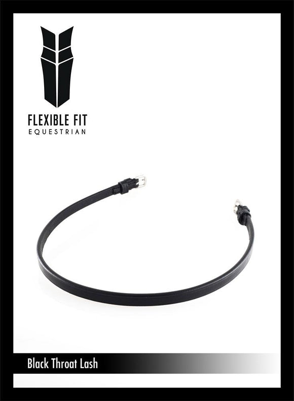 THROATLATCH BLACK - Flexible Fit Equestrian LLC
