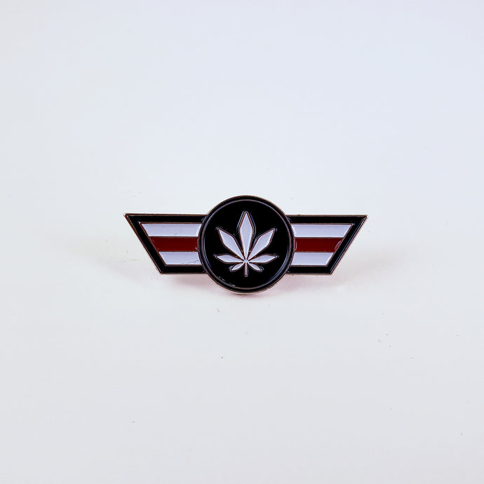 CannAmerica Logo Lapel Pin