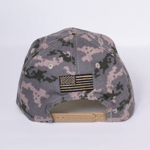 Load image into Gallery viewer, Digital Camo CannAmerica Hat