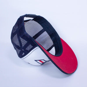 Classic Red/White/Navy CannAmerica Hat