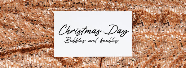 Christmas Day - Bubbles and Baubles