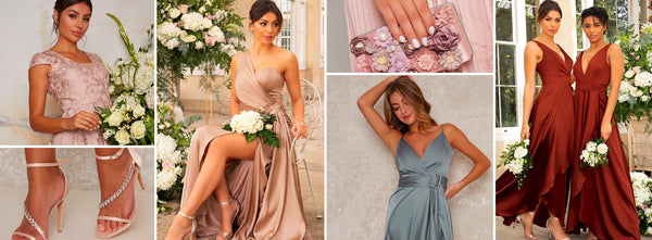Glam your Bridesmaid's Squad!