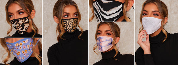Fashion Forward in Face-Masks