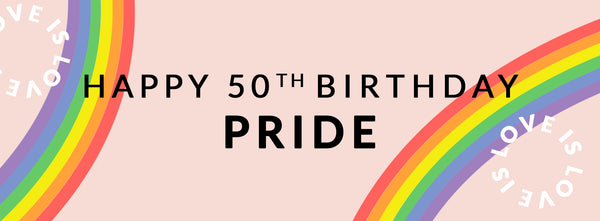 Happy 50th Birthday, Pride.