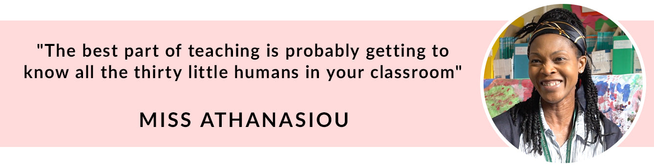 miss Athanasiou quote