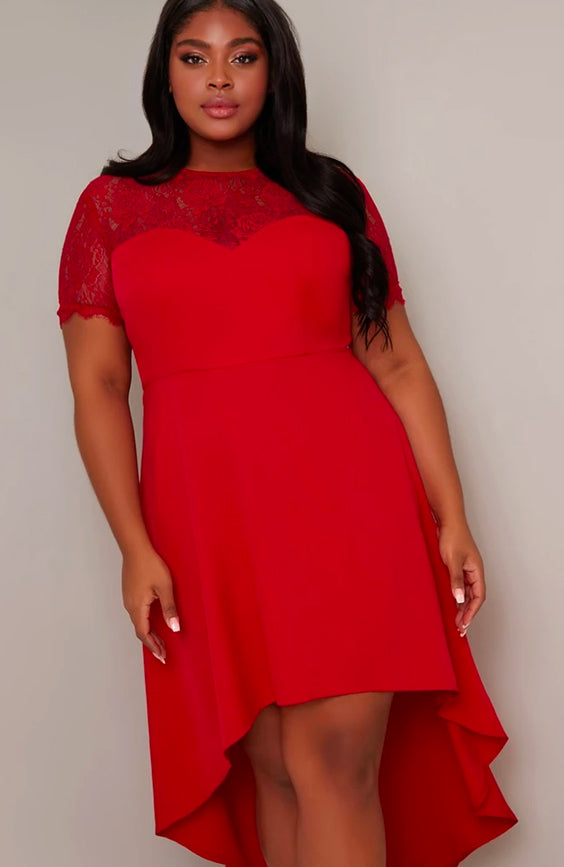 Otie Curve Dress