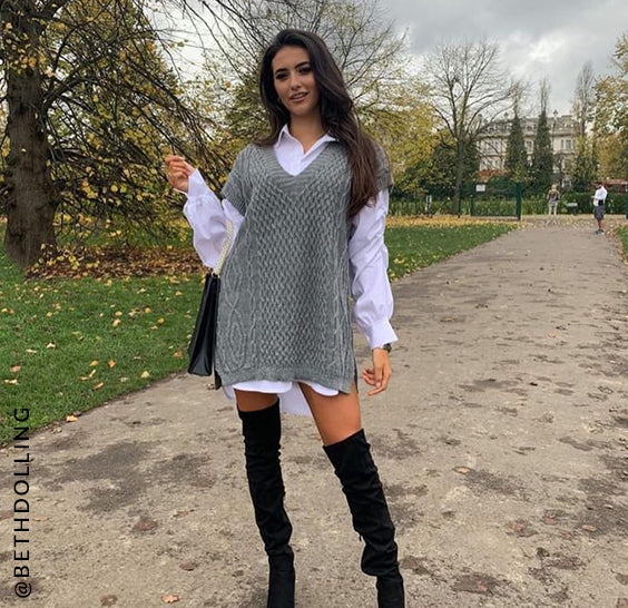 Oversize Jumpers