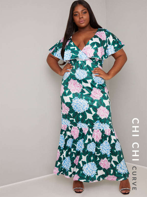 Chi Chi Curve Errin Dress