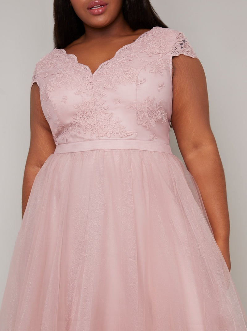 Chi Chi Curve Zharie Dress