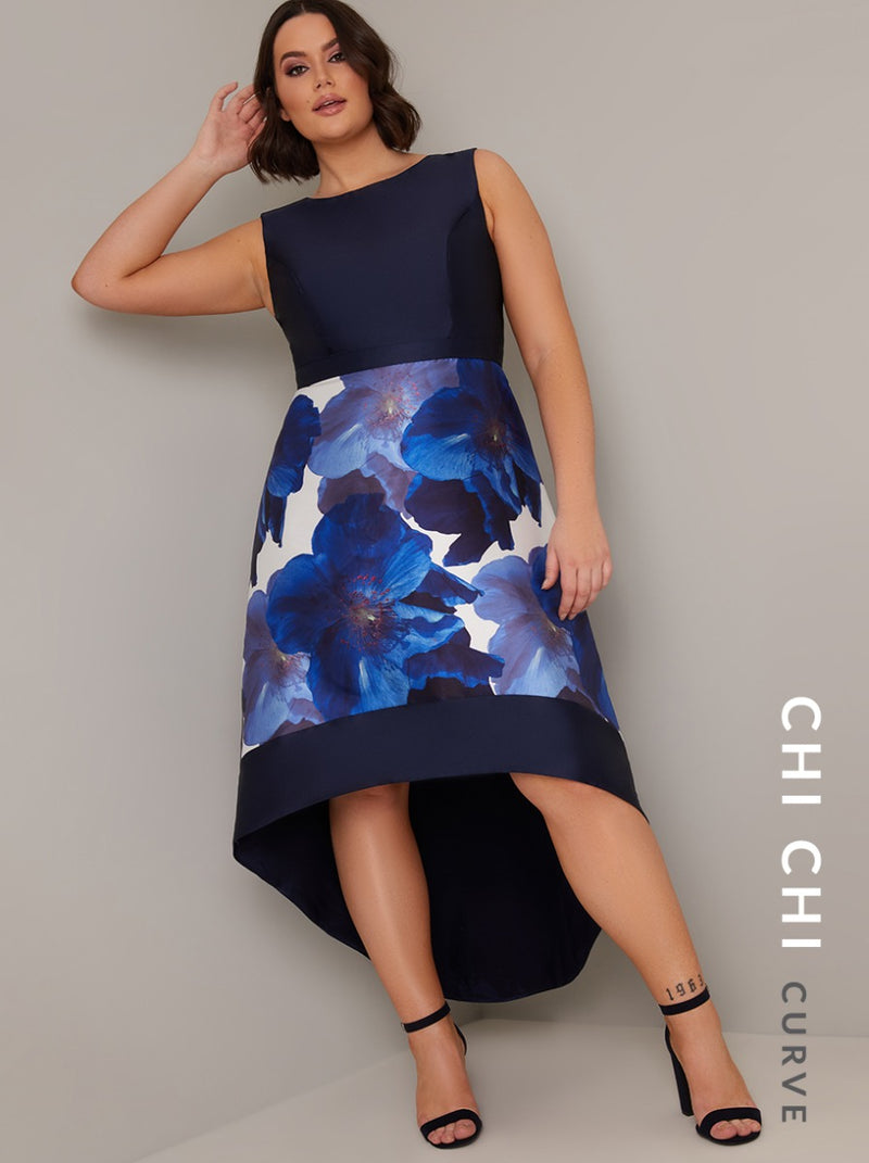 Chi Chi Curve Bray Dress