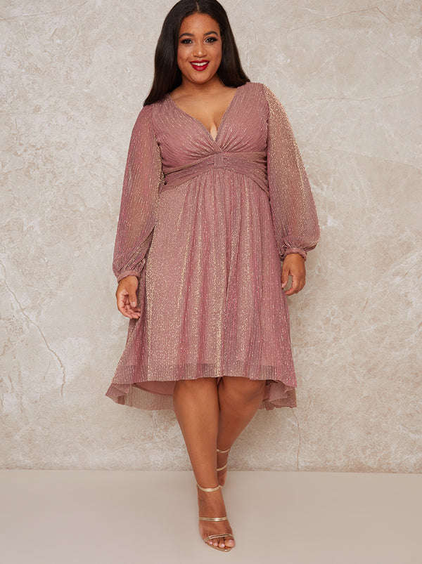 Chi Chi Curve Persia Dress