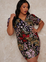 Chi Chi Curve Rebelle Dress