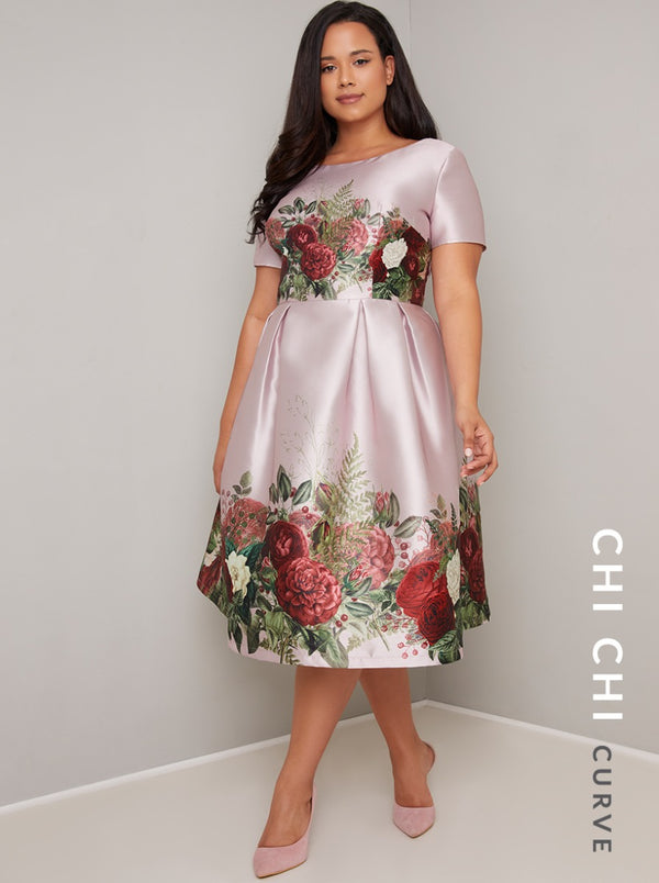 Chi Chi Curve Tanzine Dress