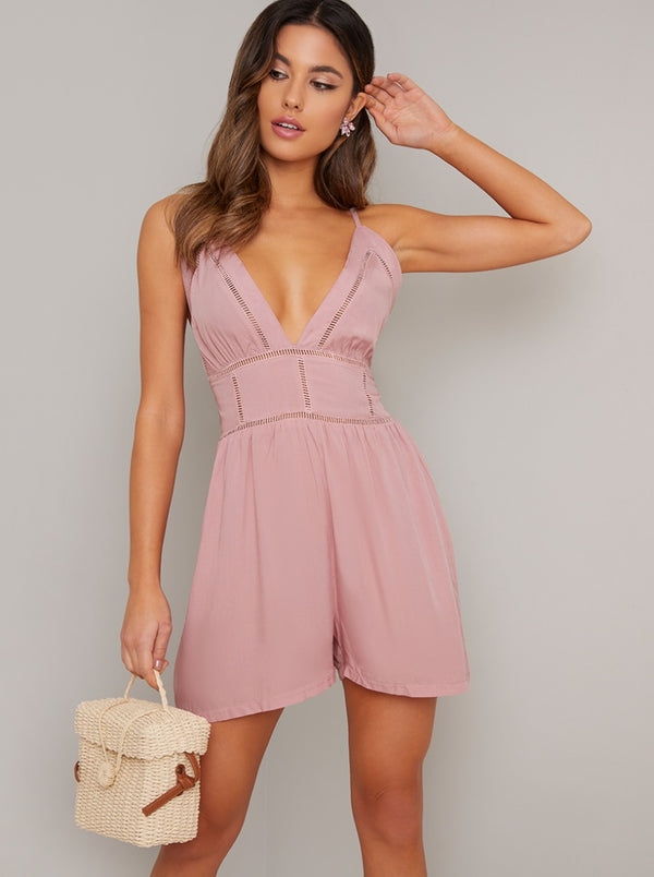 Chi Chi Lisha Playsuit