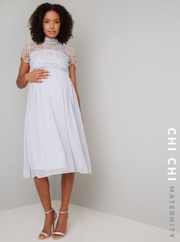Chi Chi Maternity Chantelle Dress