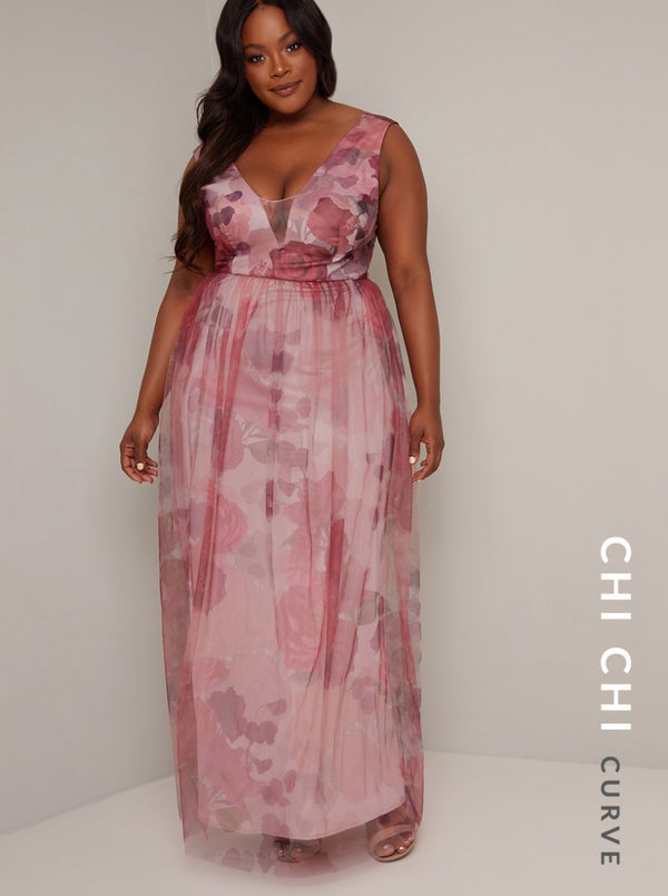 Chi Chi Curve Narla Dress