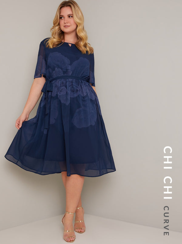 Chi Chi Curve Seymour Dress