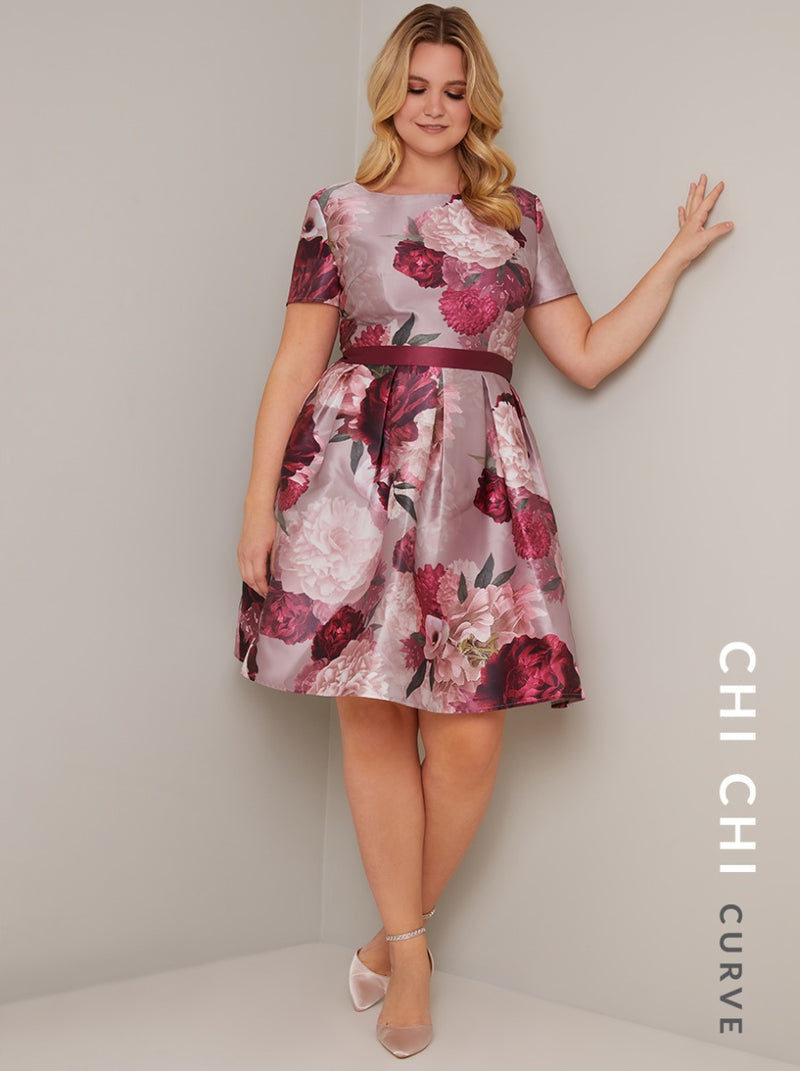 Chi Chi Curve Fille Dress