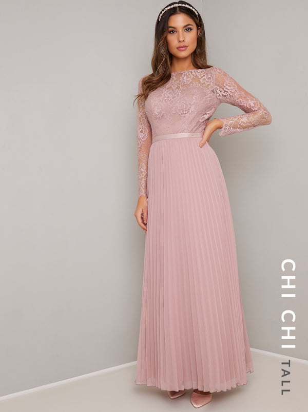 Chi Chi Tall Annelise Dress