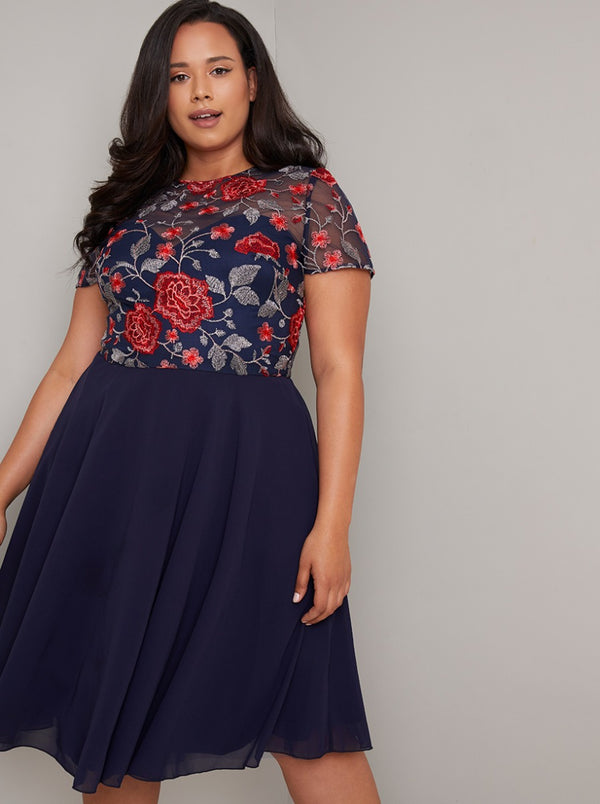 Chi Chi Curve Merryn Dress