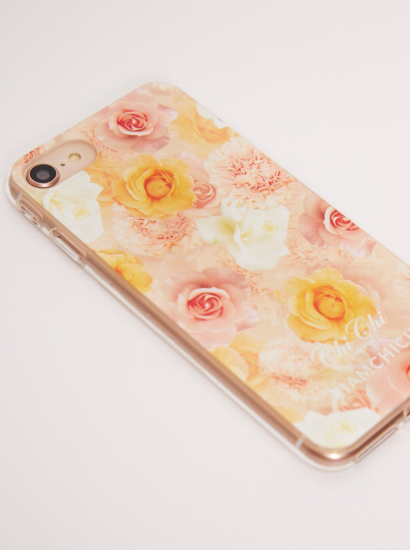 Floral Print Phone Case in Floral