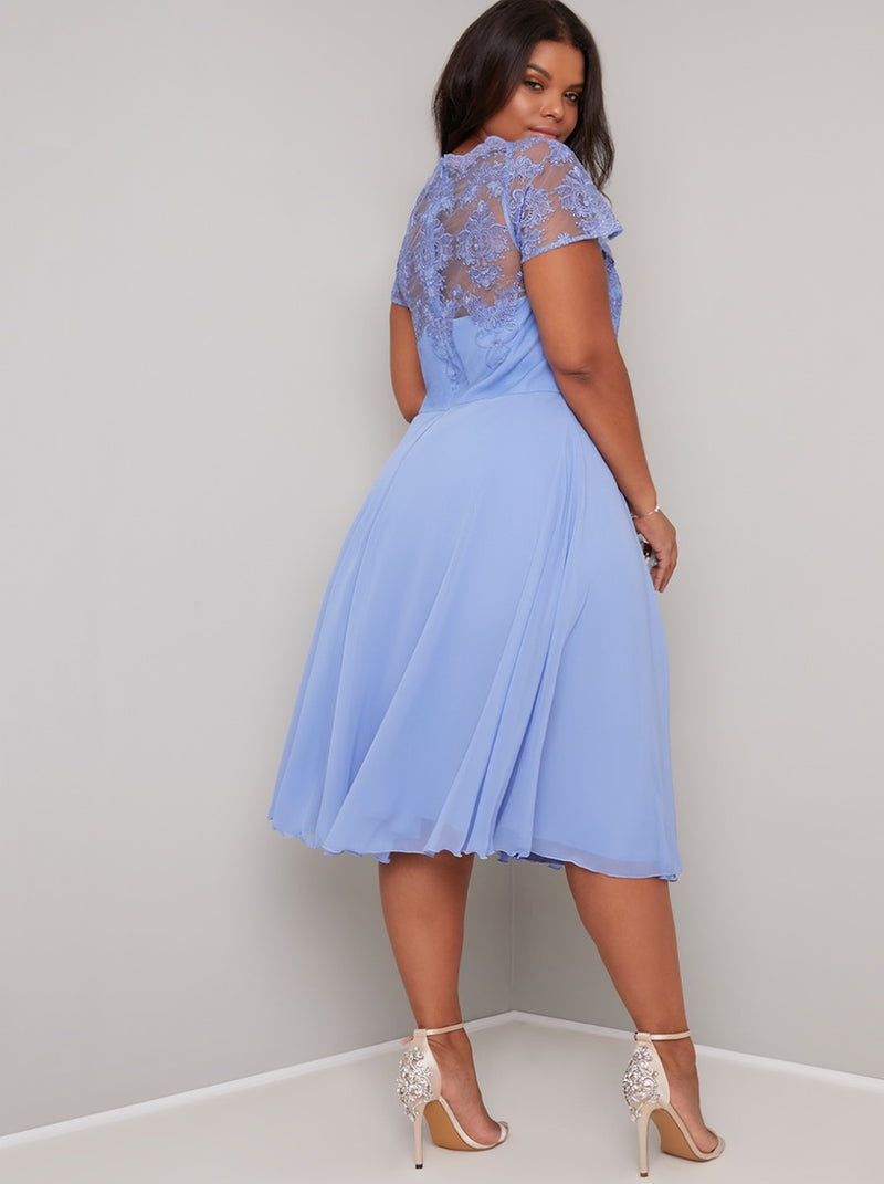 Chi Chi Curve Simoni Dress