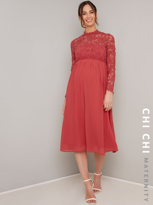 Chi Chi Maternity Sophia Dress