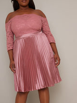 Chi Chi Curve Maz Dress