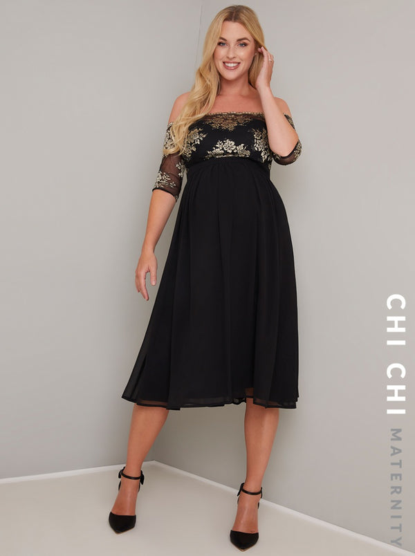 Chi Chi Maternity Aivana Dress