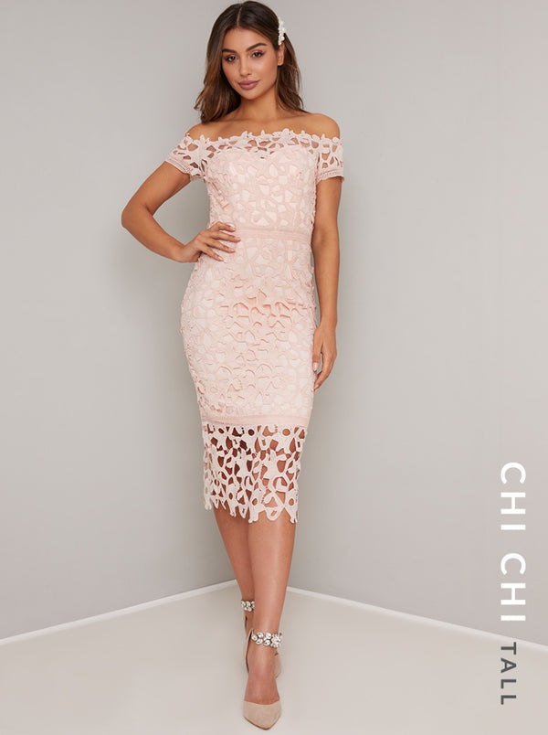 Chi Chi Tall Victoire Dress