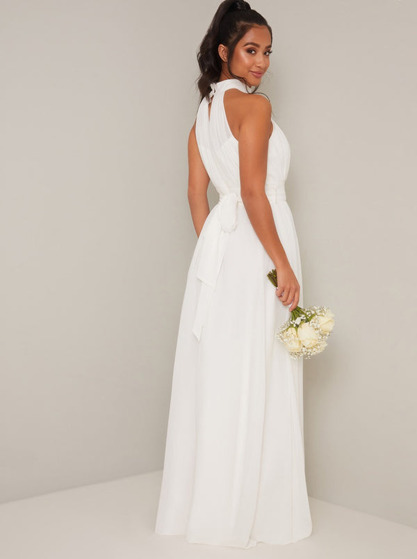Chi Chi Petite Bridal Isla Dress