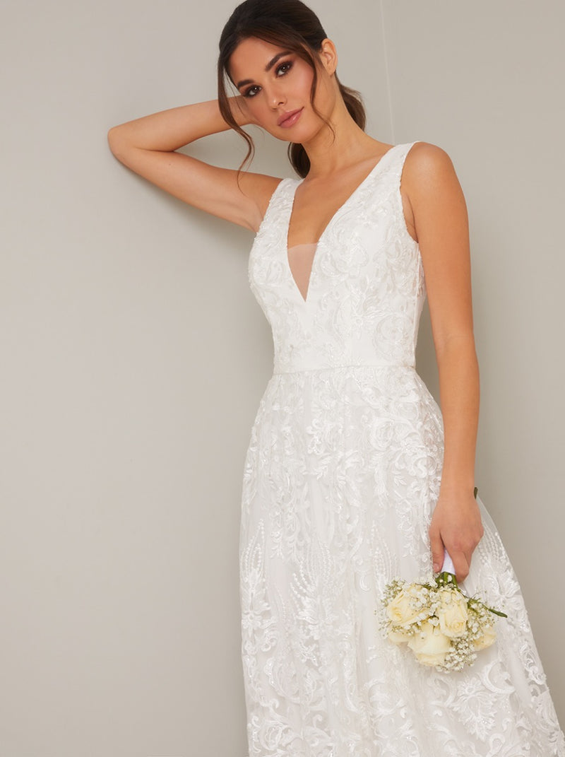 Chi Chi Bridal Ivy Dress