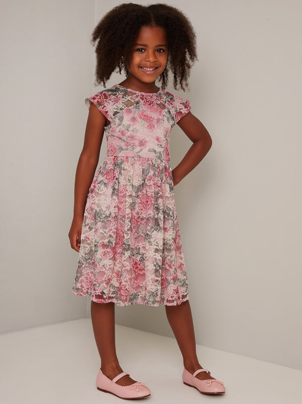 Chi Chi Girls Daphne Dress