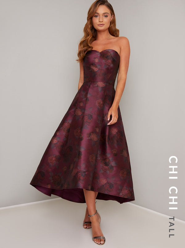 Chi Chi Tall Huxley Dress