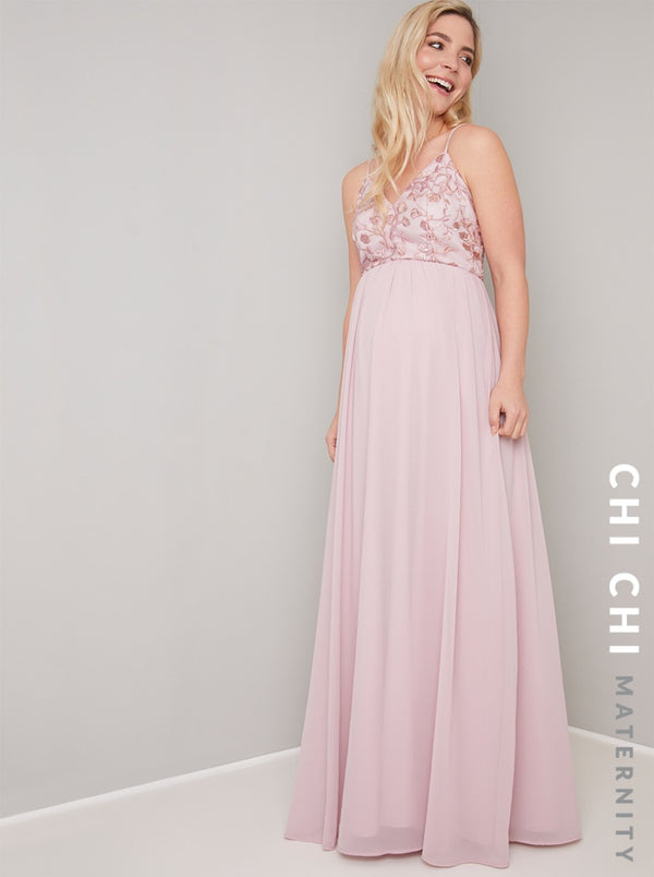 Chi Chi Maternity Bria Dress