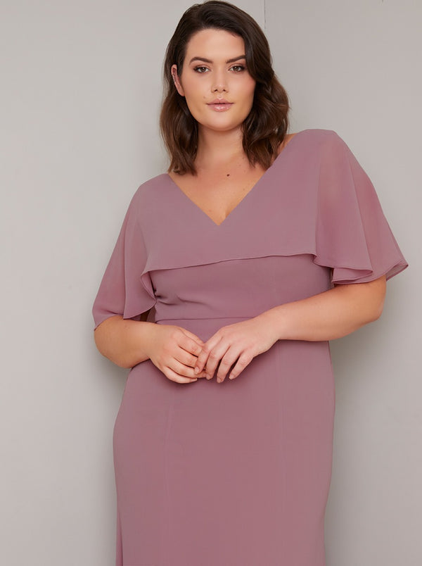 Chi Chi Curve Albanie Dress