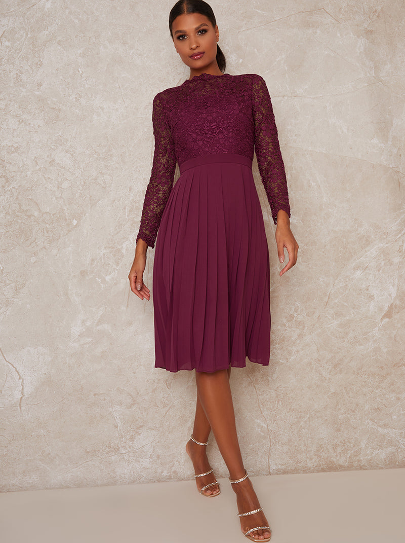 Chi Chi Athenia Dress