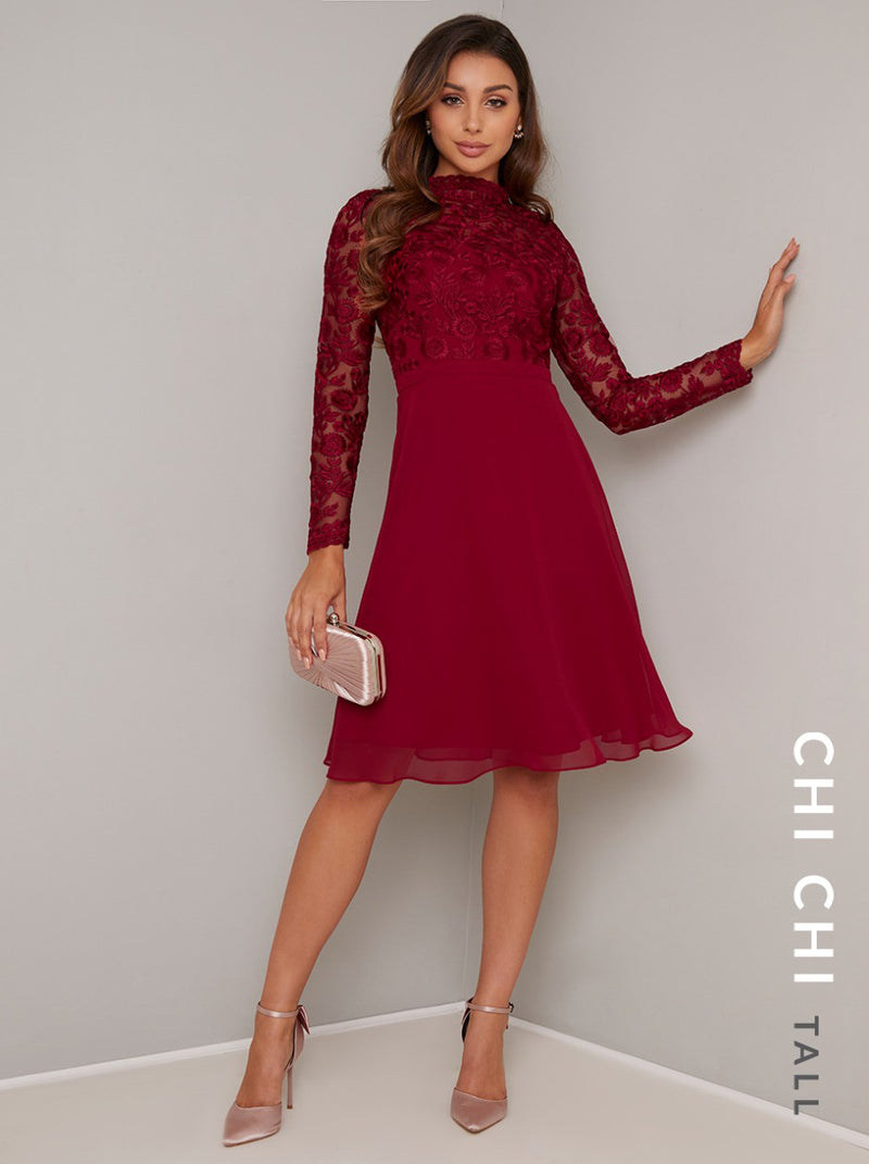 Chi Chi Tall Lissa Dress