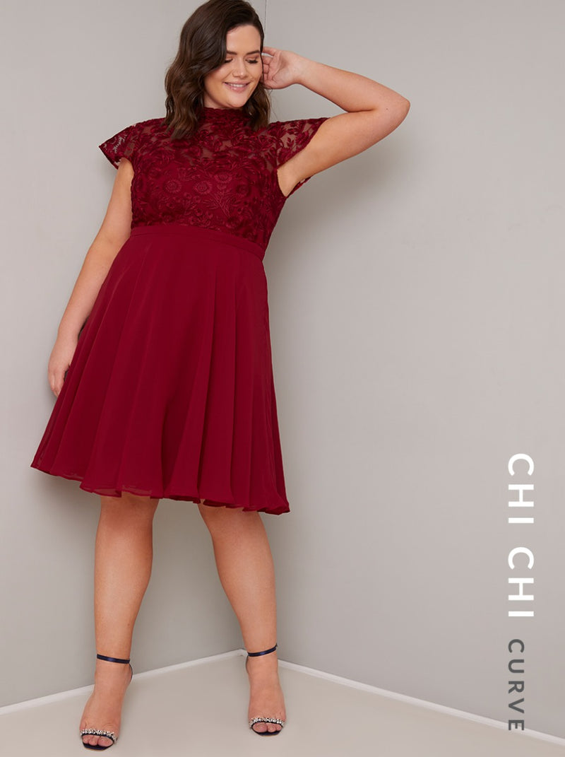Chi Chi Curve Lissa Dress