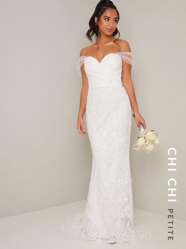 Chi Chi Petite Bridal Maisie Dress