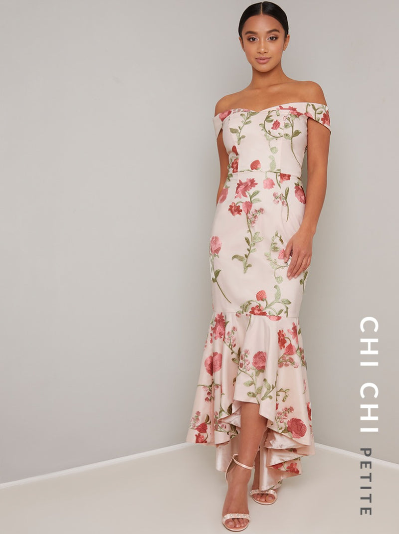 Chi Chi Petite Philippa Dress