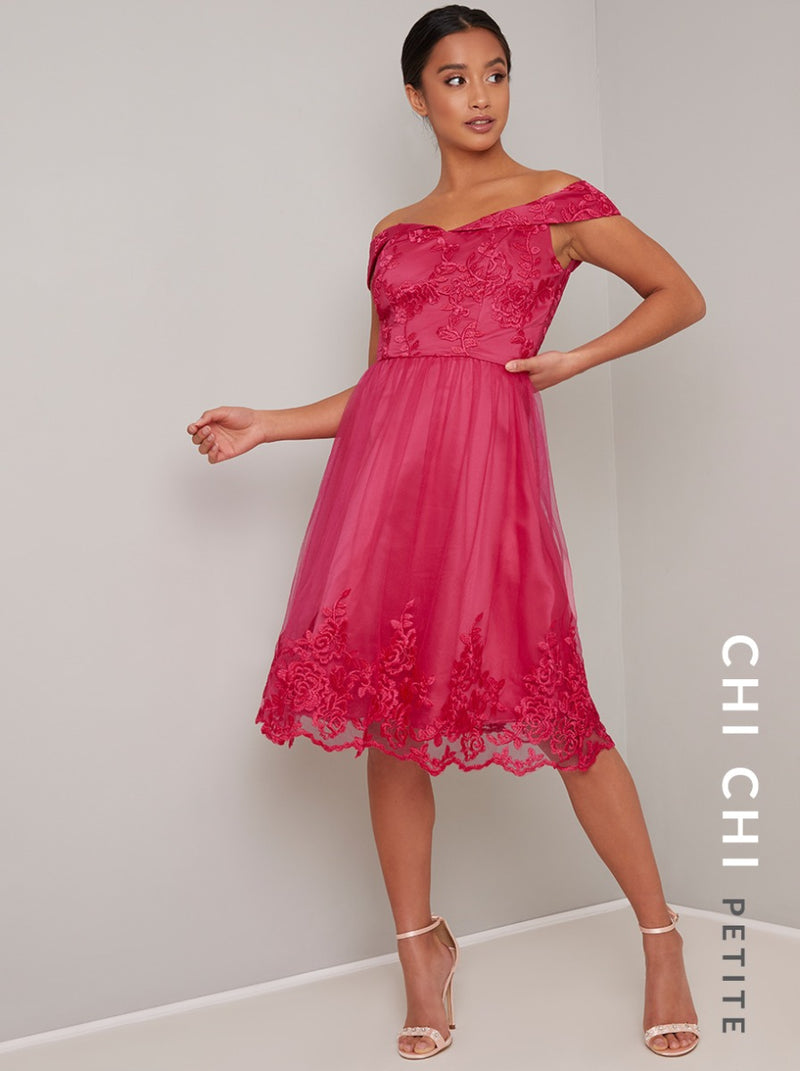 Chi Chi Petite Ryan Dress