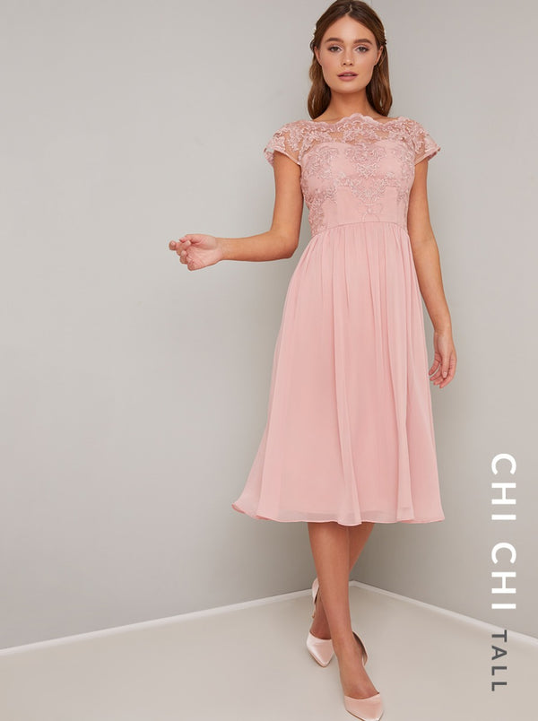 Chi Chi Tall Karlie Dress