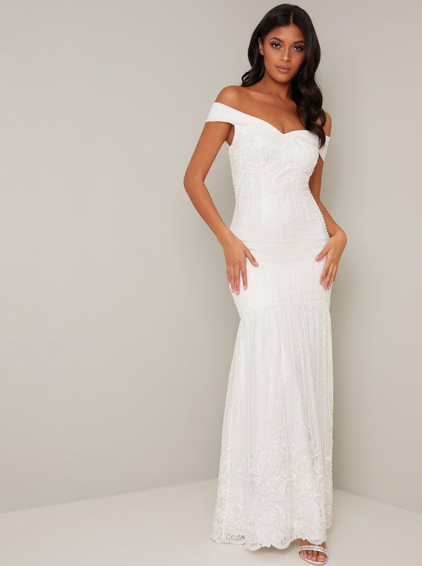 Chi Chi Bridal Hallie Dress