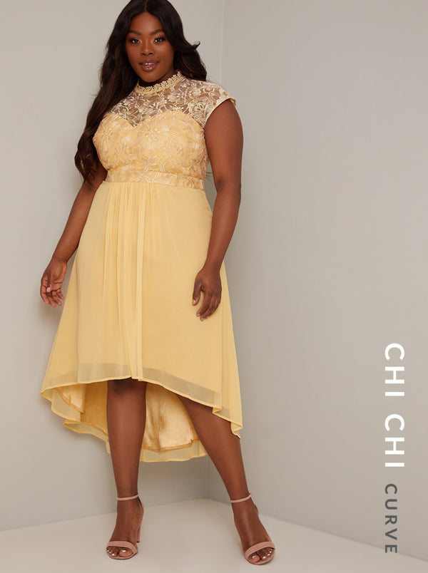 Chi Chi Curve Jaenie Dress